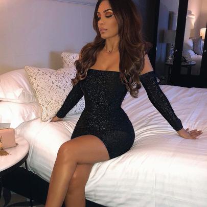 Nihaostyle Clothing Wholesale Sexy Dress NSHTL67345