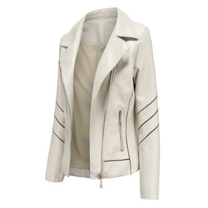 Wholesale Women's Clothing Nihaostyles Spring And Autumn Locomotive Jacket NSNXH67391