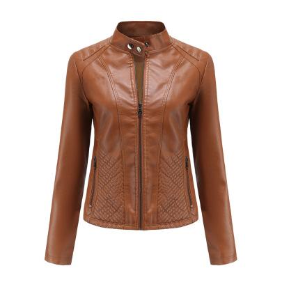 Wholesale Women's Clothing Nihaostyles Long Sleeve Motorcycle Jacket NSNXH67409