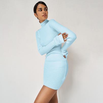 Nihaostyle Clothing Wholesale New Women's Drawstring Slimming Skirt NSHTL67578