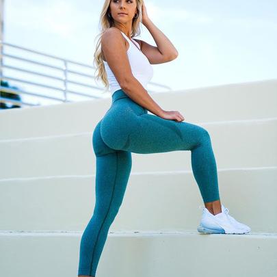 New Seamless Yoga Sports Leggings Nihaostyle Clothing Wholesale NSSYZ67862