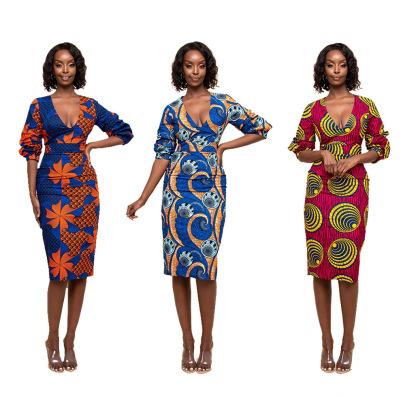 Summer New Product Sexy Sleeve Dress Nihaostyle Clothing Wholesale NSMDF67964