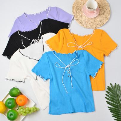 New Summer Knit Sweater Nihaostyle Clothing Wholesale NSYIC68027