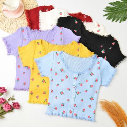 Short-sleeved Slim Short Cropped Knitted Cardigan Nihaostyle Clothing Wholesale NSYIC68028