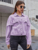 new single-breasted lapel pink temperament commuter jacket wholesale clothing vendor Nihaostyles NSOUY68290