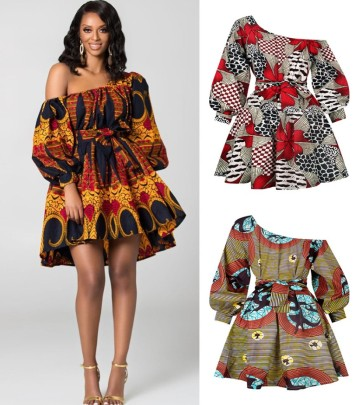 Nihaostyle Clothing Wholesale Printing Fluffy Dress NSMDF67627
