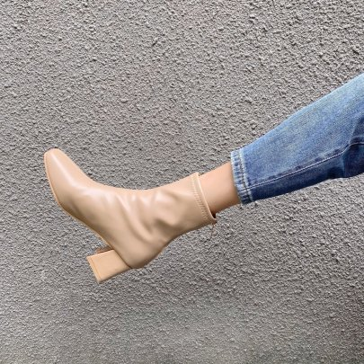 Women's Popular Summer New Thin Thick Casual Boots Nihaostyle Clothing Wholesale NSZSC68278
