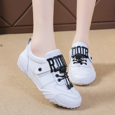 Spring And Autumn New Soft Leather Casual Shoes Nihaostyle Clothing Wholesale NSZSC68285