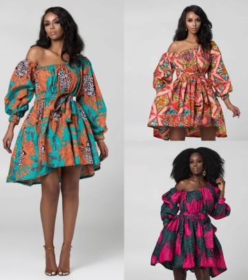 Off-shoulder New Dress Nihaostyle Clothing Wholesale NSMDF67673