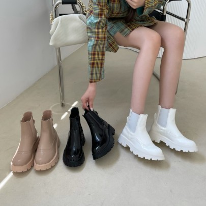 Nihaostyle Clothing Wholesale Autumn And Winter New Fashion Casual Boots NSHU65516