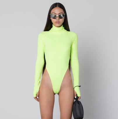 Fashion Long-sleeved Jumpsuit Wholesale Women's Clothing Nihaostyles NSHTL68299