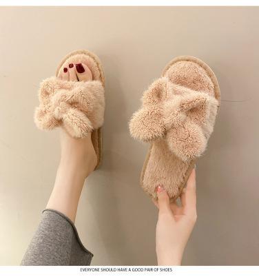 Wholesale Flat-heeled Home Slippers Nihaostyle Clothing Wholesale NSPE68461