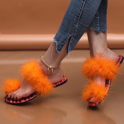 New Summer Plush Sandals Nihaostyle Clothing Wholesale NSPE68468