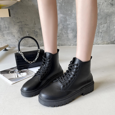 Thick-soled Heightened Short Thin Boots Wholesale Women's Clothing Nihaostyles NSZSC68473