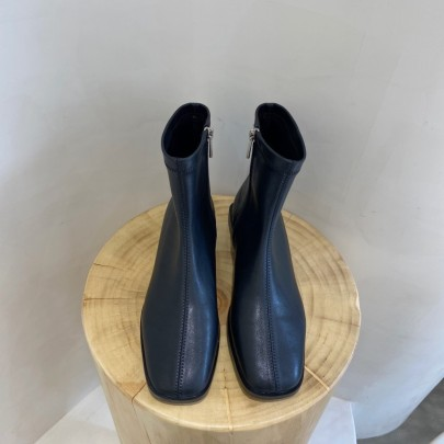 New Fashion Thick-heeled Martin Boots Nihaostyle Clothing Wholesale NSHU68523