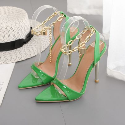 New Style Women's Pointed Stiletto Nihaostyle Clothing Wholesale NSSO68790
