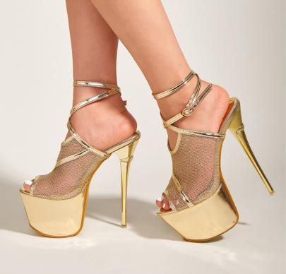 New Style Women's High-heeled Stiletto Nihaostyle Clothing Wholesale NSSO68800