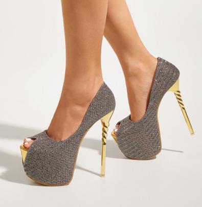 New Women's High-heel Stiletto Nihaostyle Clothing Wholesale NSSO68802