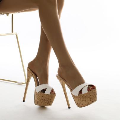 New Women's Cross Stiletto Nihaostyle Clothing Wholesale NSSO68803