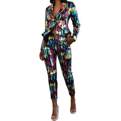 Women's Spring And Autumn Set Nihaostyle Clothing Wholesale NSALI69283
