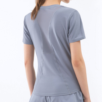 New Short-sleeved Women's Casual Loose T-shirt Nihaostyle Clothing Wholesale NSDS69407