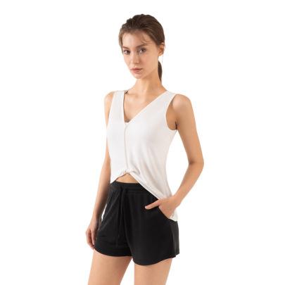 Summer New Shorts Set Nihaostyle Clothing Wholesale NSDS69422