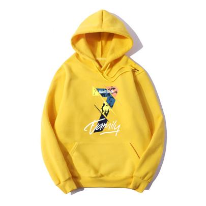 Trendy Letter Print Long Sleeve Sweatshirt Wholesale Clothing Vendor Nihaostyles NSYAY69436