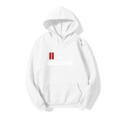 Creative Battery Printing Long-sleeved Sweatershirt Nihaostyle Clothing Wholesale NSOUY69611