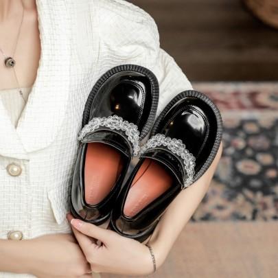 Thick-heeled High-heeled Shoes Nihaostyle Clothing Wholesale NSHU69770