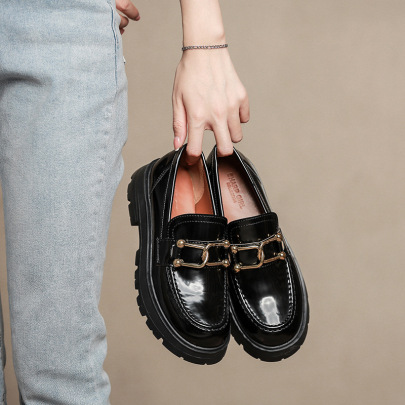Thick-soled Women's Shoes Nihaostyle Clothing Wholesale NSHU69771