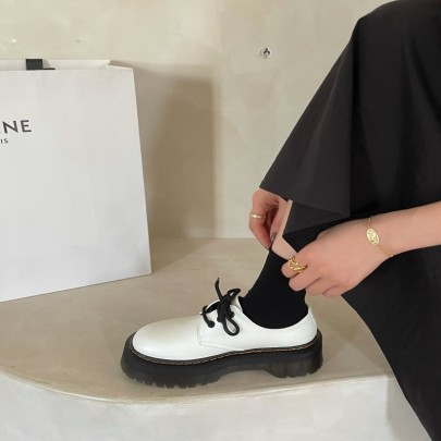 Casual Platform Small Leather Shoes Nihaostyle Clothing Wholesale NSHU69794