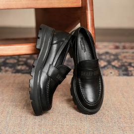 New Fashion Platform Mid-heel Round Toe Shoes Nihaostyle Clothing Wholesale NSHU69800