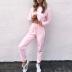 new hooded sweatshirt sports set Nihaostyles wholesale clothing vendor NSYID70673