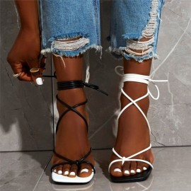 New Large Size Flip-flops Straps Stiletto Nihaostyle Clothing Wholesale NSJJX70508