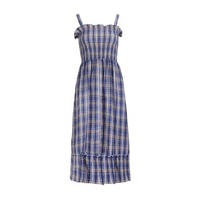 One Size High Waist Casual Plaid Slim Sling Dress Nihaostyles Clothing Wholesale NSJR70572