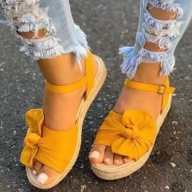Large Size Women Summer New Style Roman Shoes Nihaostyle Clothing Wholesale NSJJX70635