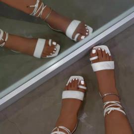 Spring New Large Size Women's Shoes Nihaostyle Clothing Wholesale NSJJX70649