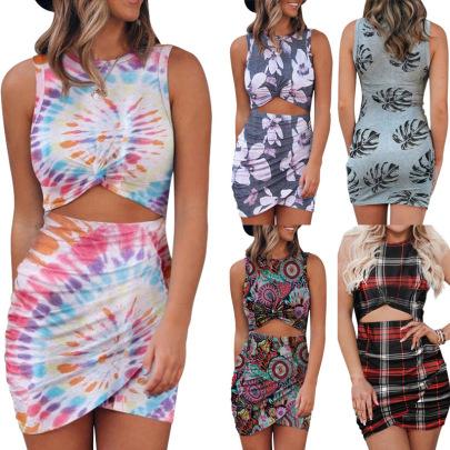 Nihaostyle Clothing Wholesale Sexy Tight Dress NSFM65784