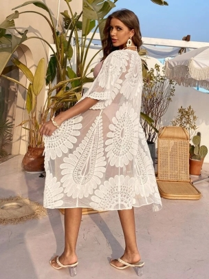 Nihaostyle Clothing Wholesale Summer New Mesh Embroidered Clothing NSOUY66075
