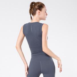 Breathable Yoga Running Seamless Vest Nihaostyles Clothing Wholesale NSXPF70721