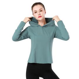 Women Slim Stretch Sports Jacket Nihaostyles Clothing Wholesale NSXPF70753