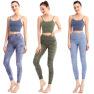 New Tie-dye Printed Yoga Pants Nihaostyles Clothing Wholesale NSXPF70755