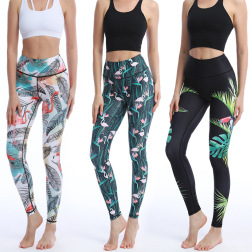 Women's High Waist Slimming Sports Leggings Nihaostyles Clothing Wholesale NSXPF70762