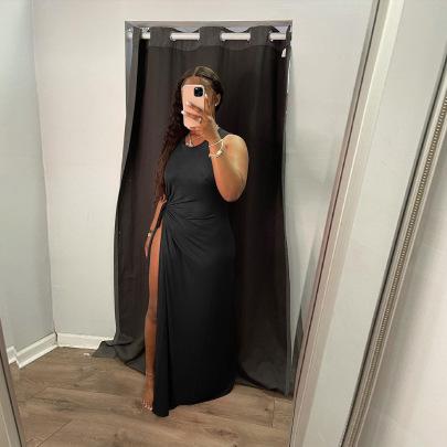 Nihaostyle Clothing Wholesale Straps Sexy Skirt NSAB65877