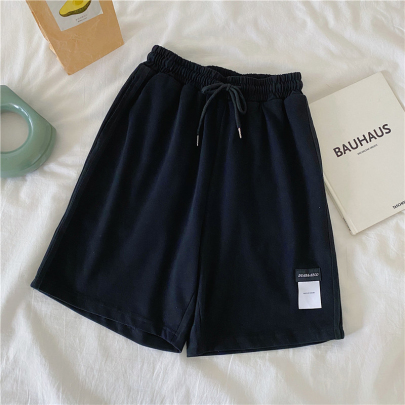 Wholesale Women's Clothing Nihaostyles Fish Scale Cotton Wild Loose Casual Shorts   NSYID66257