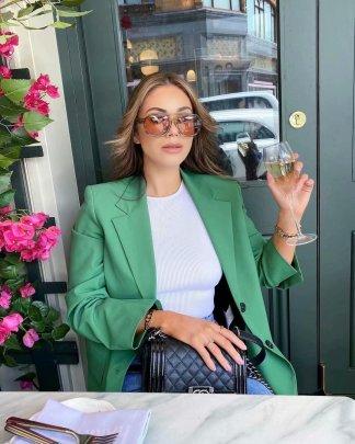 Wholesale Women's Clothing Nihaostyles Summer Two-button Ladies Blazer  NSAM66291