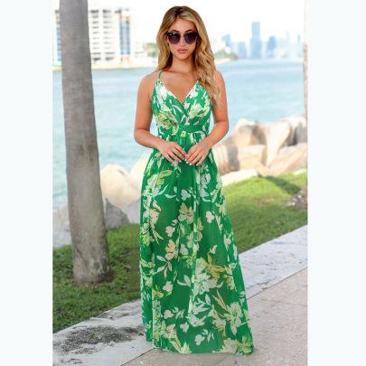 Nihaostyle Clothing Wholesale Spring/Summer New Dress NSHYG66683