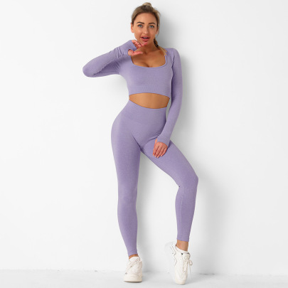 Nihaostyle Clothing Wholesale New Tight-fitting Set NSNS66814