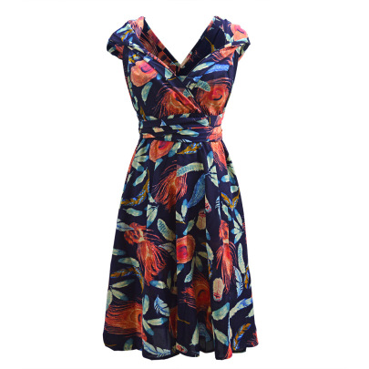 Wholesale Women's Clothing Nihaostyles Fashion Waist Strap Dress NSYSM66994