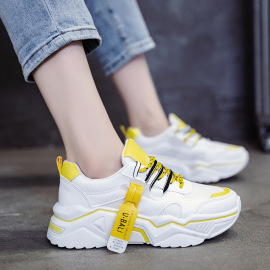 Fashion Lace-up Belt Sneakers Nihaostyles Wholesale Clothing Vendor NSCF73010